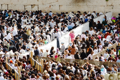 Passover-Western Wall