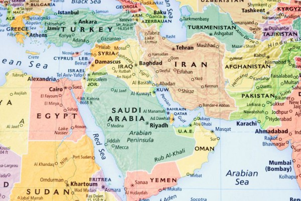 Middle-East-Persian-Gulf-and-Pakistan-Afganistan-Region-map