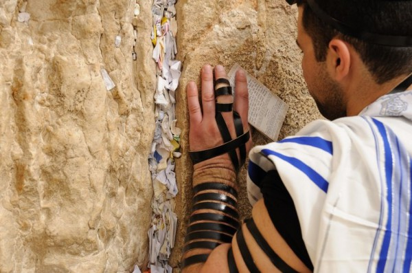 prayer requests-tefillin- tallit-Western (Wailing) Wall