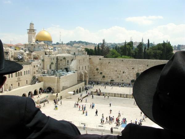 Jerusalem-Western Wall-Kotel Plaza