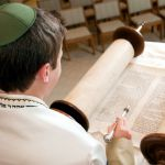 Bar Mitzvah-Torah Scroll-Reading