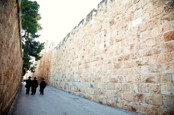 Jerusalem-Orthodox-Walls