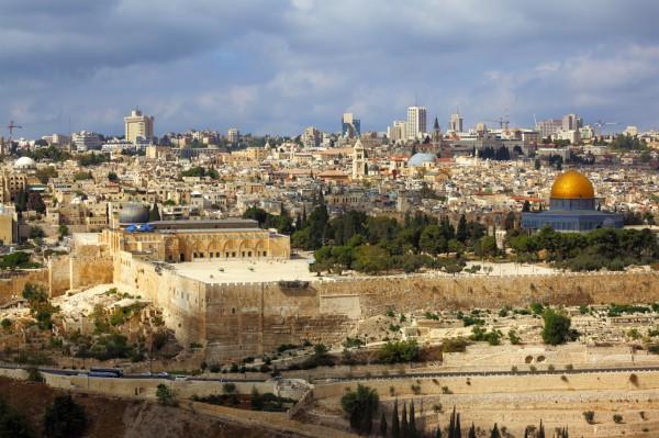 Jerusalem-Temple Mount