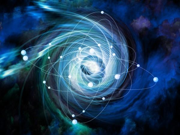quantum atomic structure