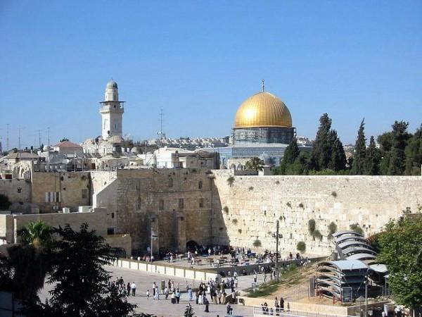Kotel-Dome-Jerusalem