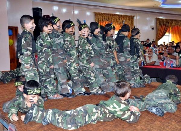 kindergarten-brainwash Gaza Islamic Jihad