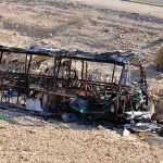 Terror Strikes-public bus-Eilat