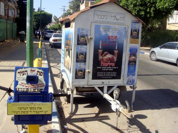 Charity Box-Sacrifice-Street