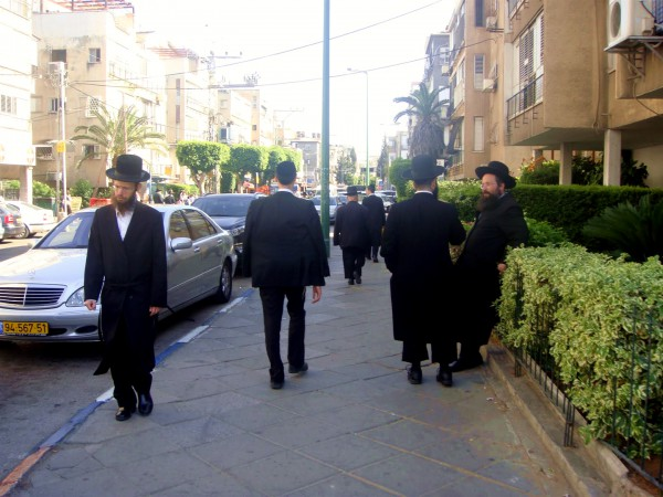 ultra-orthodox-Shabbat