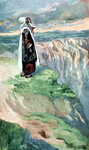 Moses-Promised-Land-James-Tissot