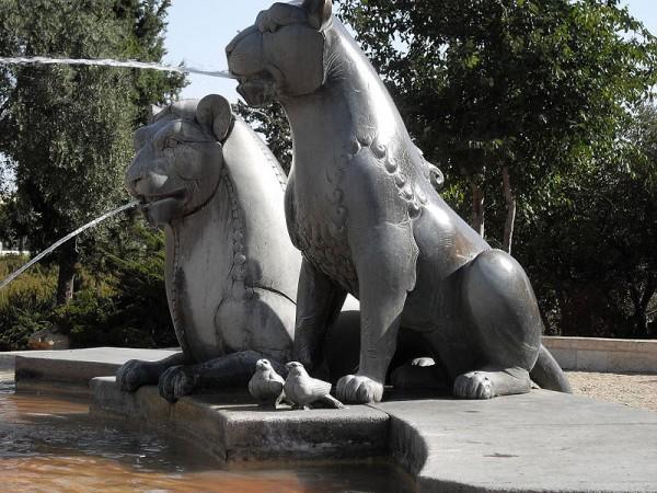 West_Jerusalem_Lions_Fountain