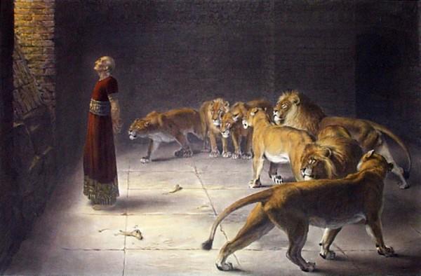 Daniel's Answer to the King-Briton Riviere-Johoiakim-Babylon