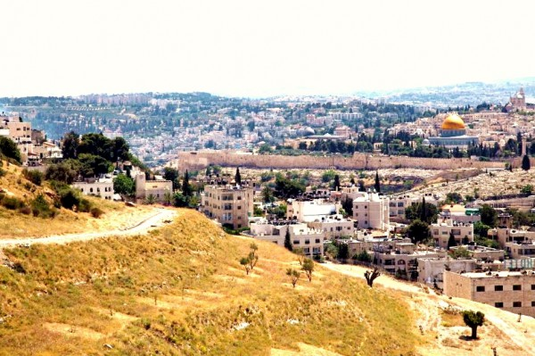 Temple-Mount-Olives-Zechariah