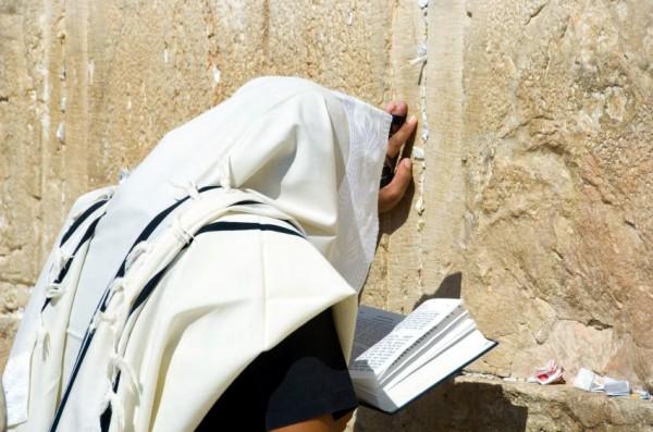 Kotel-prayer
