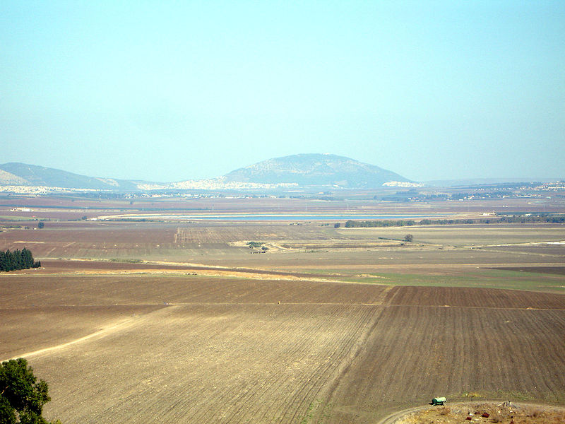 Jezreel Valley_Battle of Armageddon