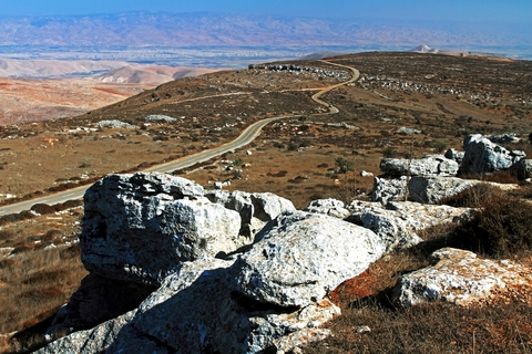 Shechem-Nablus-Samaria