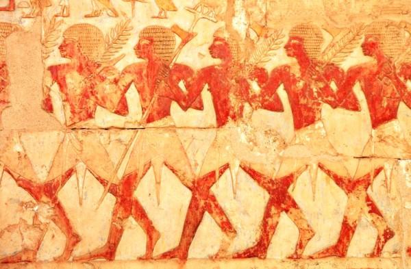 Egyptian-Farmer-Hieroglyphics