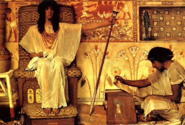 Joseph-Overseer-Pharoahs-Granaries-Lawrence-Alma-Tadema