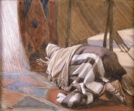 God's Promises to Abram-James Tissot