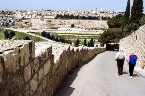 view-Jerusalem-Mount Olives