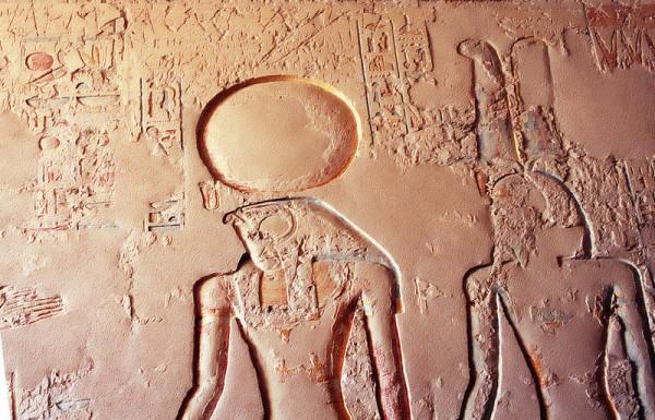 Amun-Amon-Ra-Ramses IV-tomb
