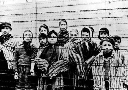 Children-Concentration Camp