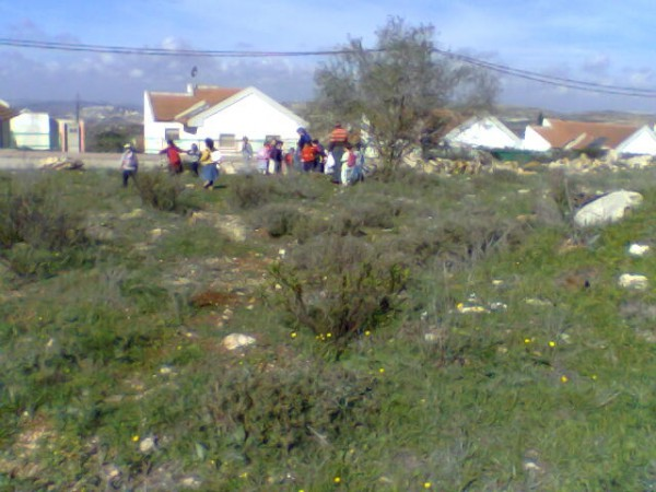 Kfar Tapuach-settlement