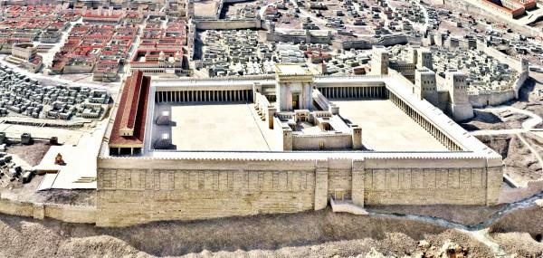 replica-Second Temple