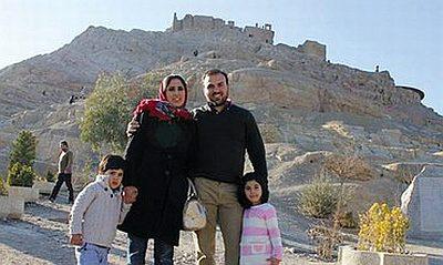 Pastor-Saeed Abedini-wife-children