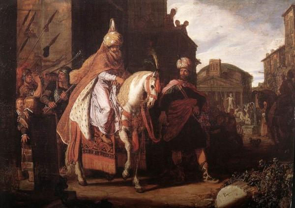 Pieter_Pietersz._Lastman_The_Triumph_of_Mordechai