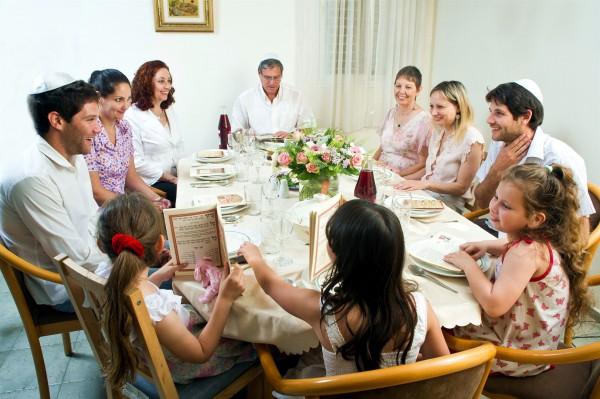 Passover_Israel_Seder_Haggadah_Family
