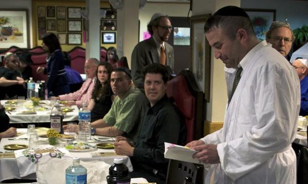Conregational Seder-philanthropic organizations