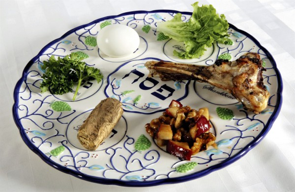 Passover-Seder-Plate-Holy Temple