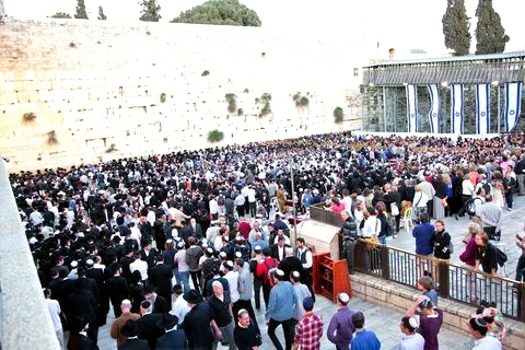 Western Wall-worship-Judaism