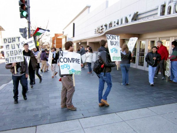 SodaStream-Boycott-West Bank