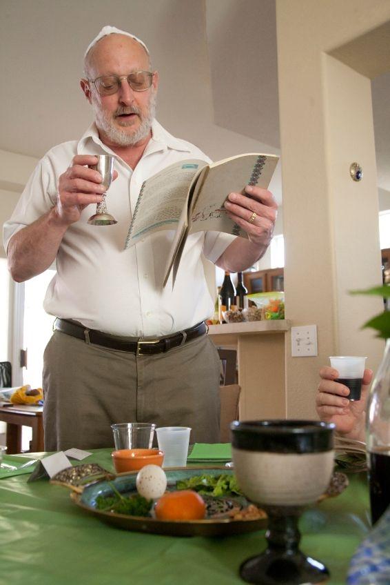 Passover-Haggadah-Seder