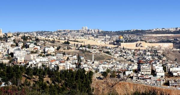 Jerusalem-Old City-Mount Zion-TempleMount