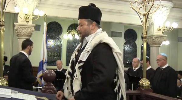 Cantor-Yitzchak-Meir Helfgot-Park East Synagogue-New York City
