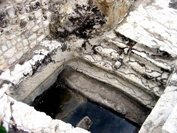 Temple period mikvah-Jerusalem
