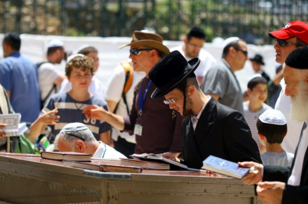 Jerusalem-Western-Wall-Prayer-Mens-Section