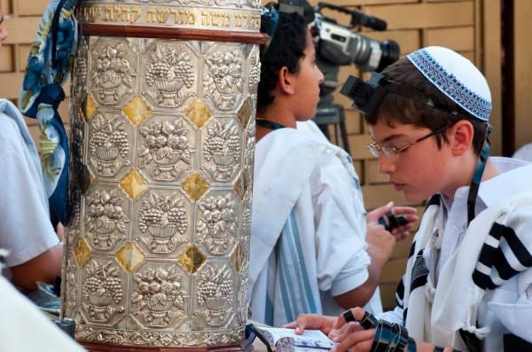 kotel-tefillin-Torah-bar mitzvah