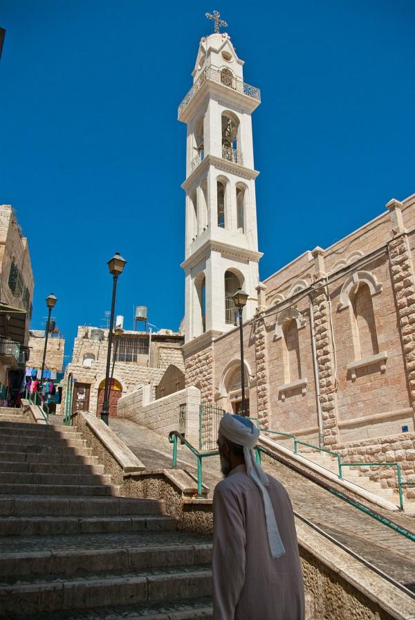 Man-Stairs-Bethlehem