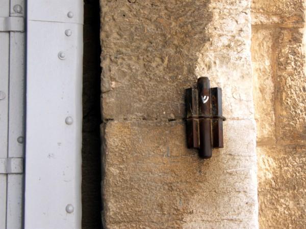 Mezuzah-Jaffa Gate