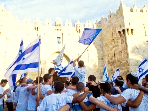 Jerusalem-day-Damascus-Gate
