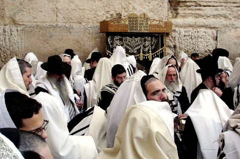 Kotel-prayer