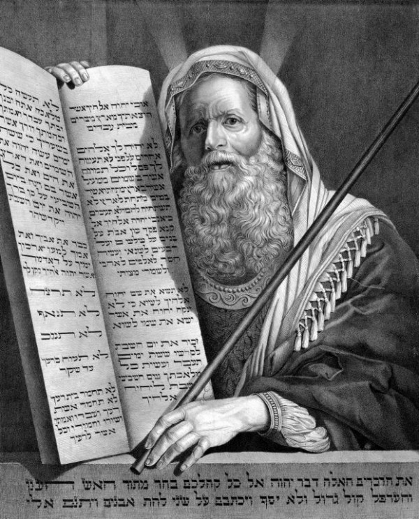 Moses, Ten Commandments, Covenant