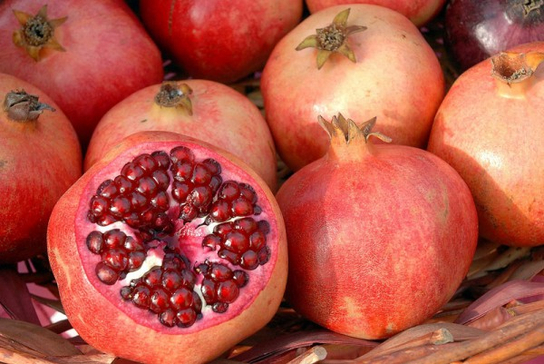 pomegranates-12 scouts-Moses