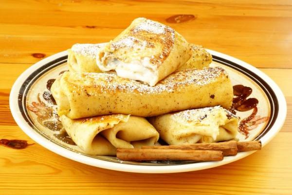 Cheese blintzes, Shavuot, Pentecost
