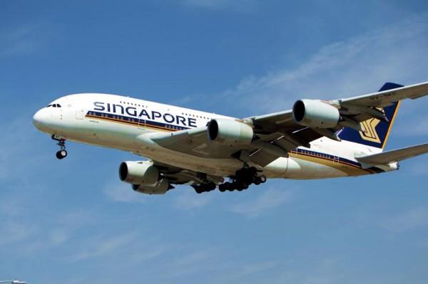 Singapore-airplane