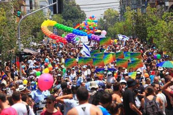 Tel-Aviv-pride-parade